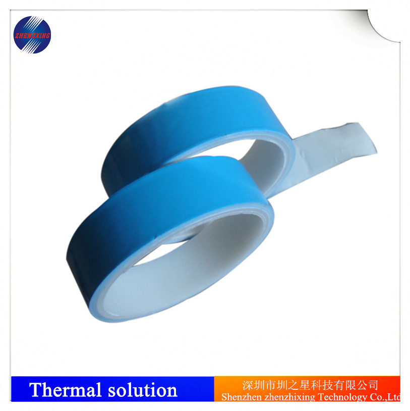 High thermal conductive double side self adhesive paper