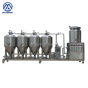 Best Quality home copper brewery equipment brewing supplier control with great price