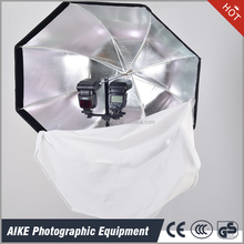 Octagonal Speedlight, Studio Flash, Speedlite Foldable Umbrella Softbox Reflector with Bag for Portrait or Products Photography