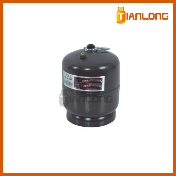 1kg camping lpg gas cylinder bottle