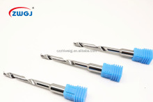 Straight Shank Tungsten Solid Carbide micro drill bit /micro drill For PCB