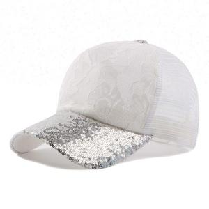 ffcca4105e00c Lace Trucker Hats