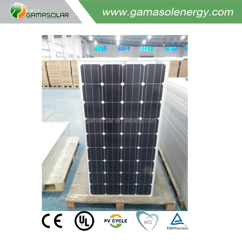 2017 cheap price solar panel pv photovoltaic 150w for solar power system
