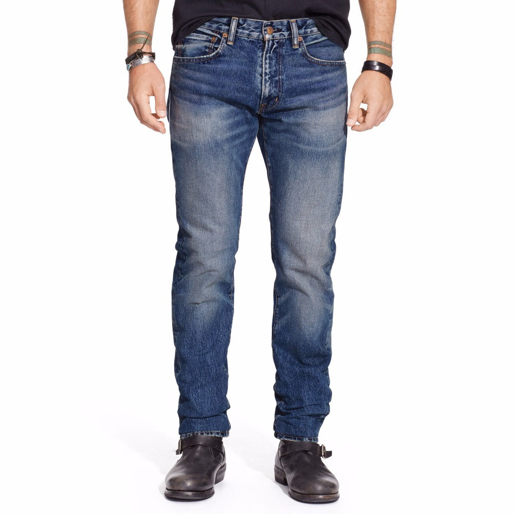 Wholesale price of jeans manufacturing machinery men's jeans
