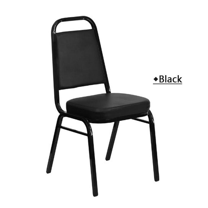 negro silla de comedor tela de tapicera