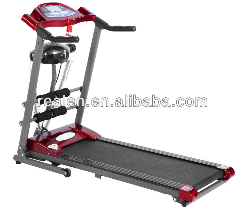MP3 2hp motorized mini treadmill FT-106R