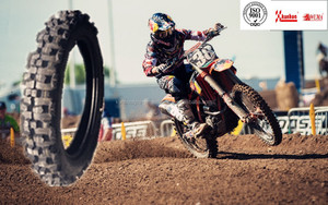 Chinese Motorcycle Cross Country Tyre 110/100-18,New Product for Motorcycle