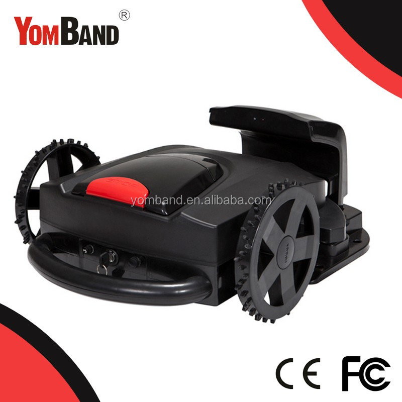 YB-M13-320 zero turning wifi remote contreol lawn mower robot