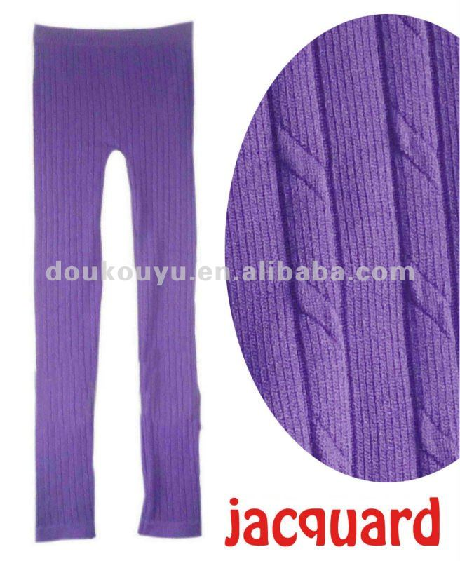 ladys poly or cotton long legging for spring