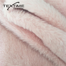Wide Varieties Long Plush Embossed Fake Fur Fabric