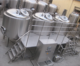 Stainless steel beer boiling tank/brew kettle