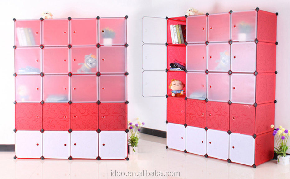 2015 Kids Plastic Cabinet Do It Yourself Plastic Cabinets Fh Al0069
