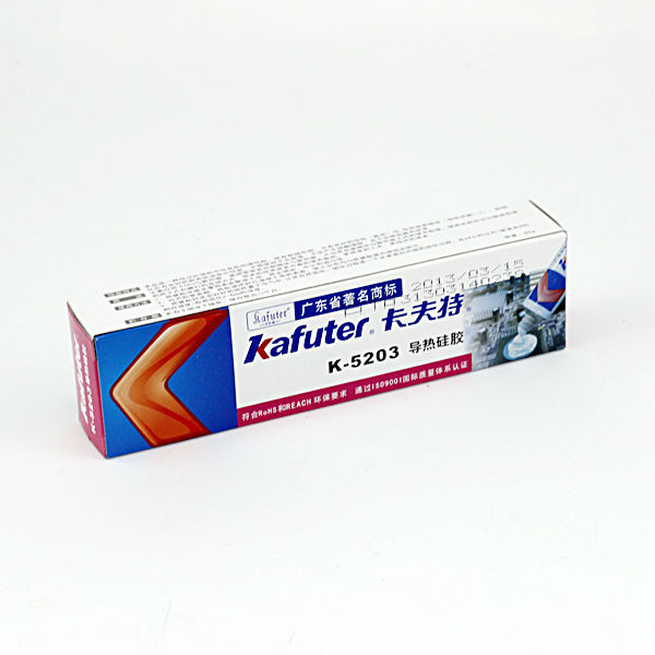 Heat Sink Kafuter K-5203 Silicone Thermal Conduction Glue