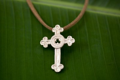 Trinity Cross Pendant