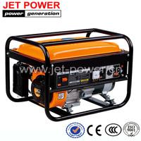 6kw Portable Gasoline wind generator Powered By Honda