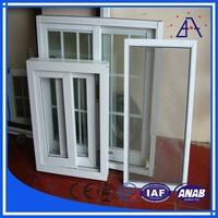 Factory Direct Price 6063-T5 Aluminium Window Frame Profile Manufacturer