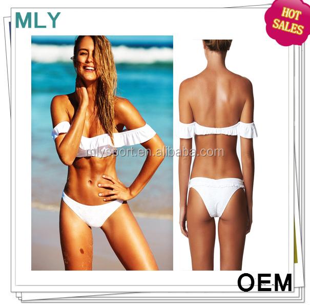 Hot Women In See Through Bikinis