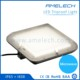 parking space ip65 tri-proof indoor auto dimming led light with motion sensor