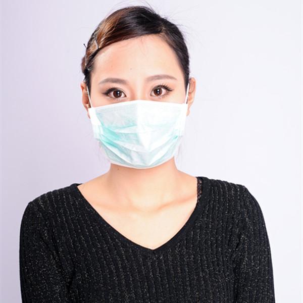 - Pink Ear Mask 3 Face Nurse Doctor Layer doctor Loop Loop Surgical Buy