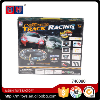 Kids Racing Car Toy Battery Operated Race For