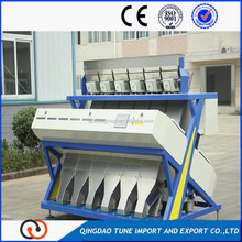 2016 New Design wheat color sorter machine, CE & ISO approved CCD color sorter