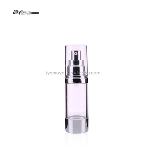 2018 style plastic airless pump bottle