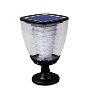 Sresky TUCANO Series patent design led security solar home light with remote control PIR function