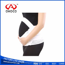 2017 new breathable support belly pads with maternity belt with FDA