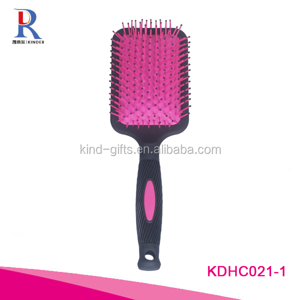 Bling rhinestone Professional Hair Brush Manufacturing, Hair Brush Factory, Cheap Hair Brush