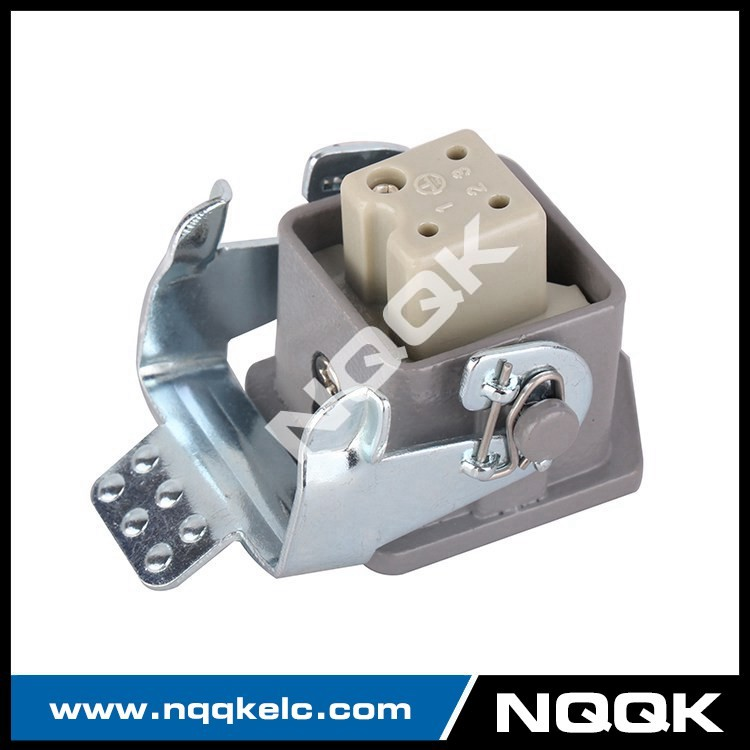 3  top entry heavy duty connector Electrical Cable Connector.JPG