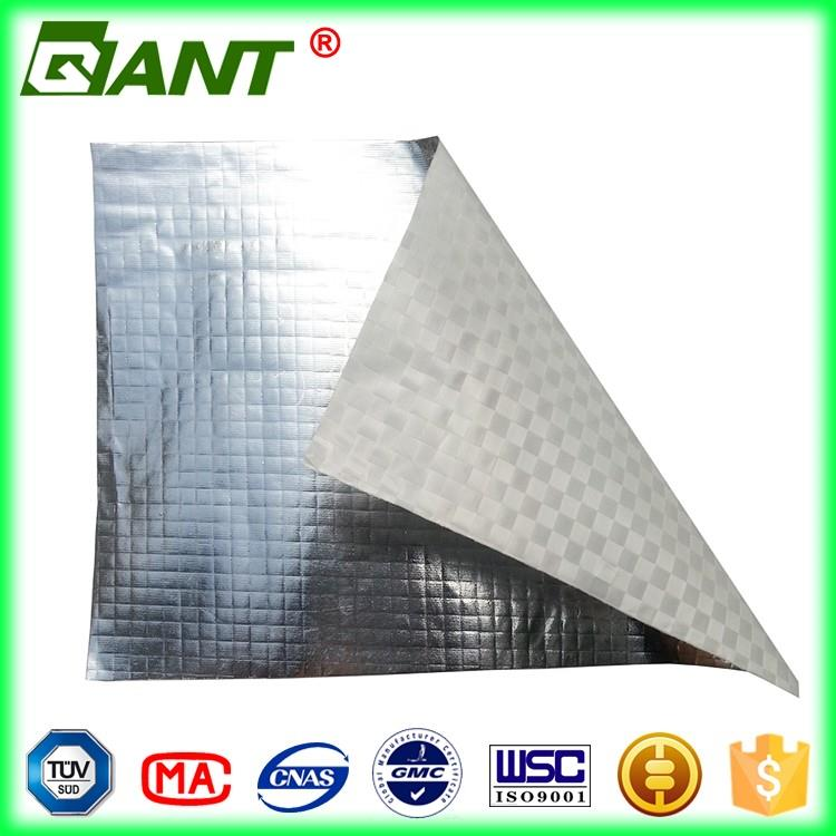 fireproof aluminized polyester fabric