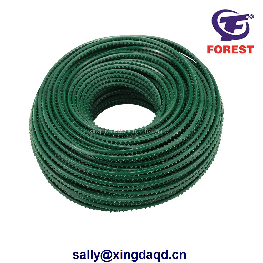 100% grass nylon saw trimmer line for line trimmer