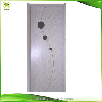 Wpc door plastic door eco friendly wood plastic for Eco friendly doors