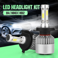 Wholesale Waterproof Super Bright 8000lm H4 H7 H8 H11 HB2 9003 9005 9006 Car Led Headlight Bulbs