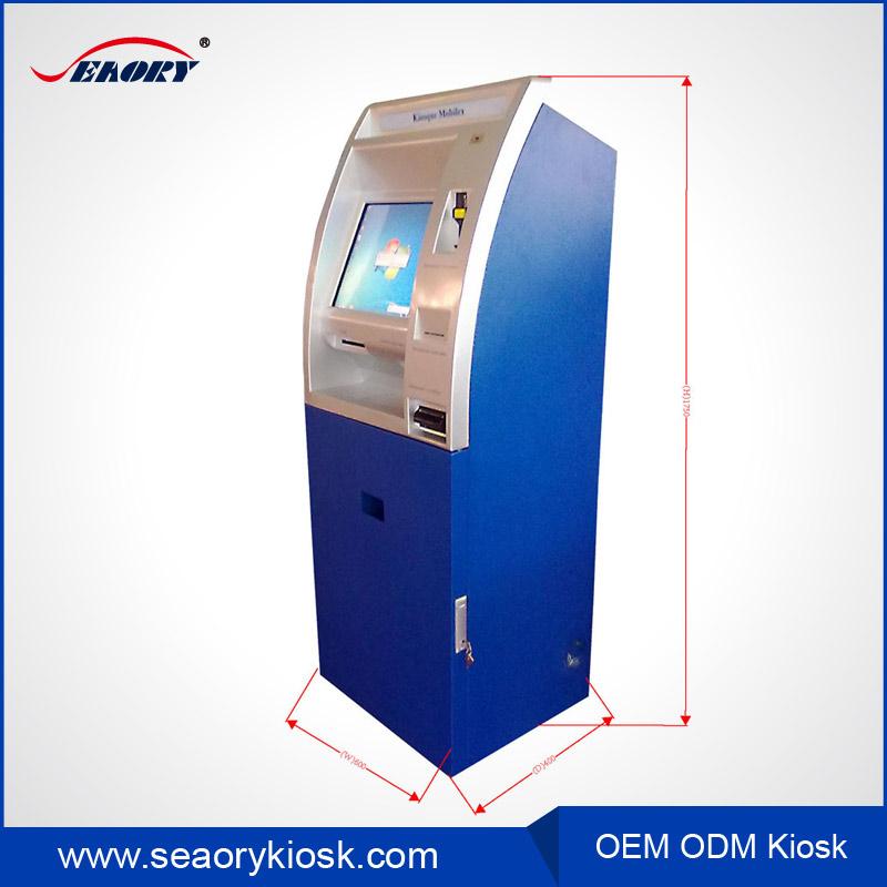 Automatic Business Card Dispenser Atm/ Self-service Smart Teller ...