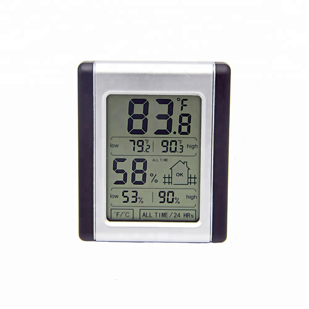 Digital Thermometer Hygrometer for Room Home Garden and Warehouse Indoor Digital Room Thermometer