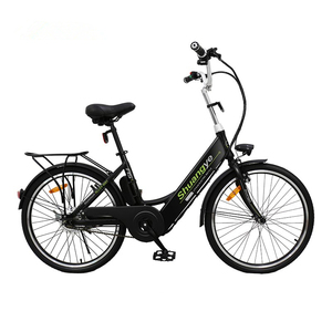 Hidden battery chinese green city cheap electric bike