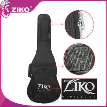 black guitar soft case bag fit acoustic guitar padded straps case buy guitar bag black guitar. Black Bedroom Furniture Sets. Home Design Ideas
