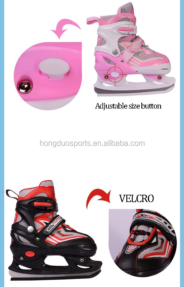 Fashion Ice roller skate for kids and adult