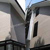 Fade-resistant high quality exterior wall panel
