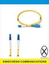 renowned home and abroad LC SC fiber optical jumper/cord FTTH