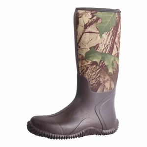 Functional Oem Service Camouflage Winter Hunting Boots