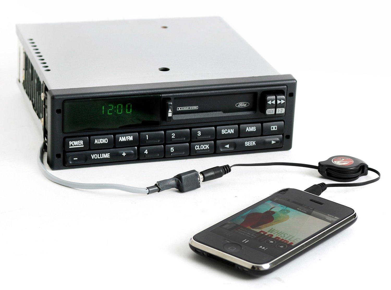 Cheap Ford Contour Radio Find Deals On Line At Wiring Harness 1999 Mystique 98 99 Am Fm Cassette W Aux Pigtail 98bb
