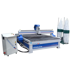 China Jinan Stepmores large wood cnc router 2000*3000 hot sale cnc router 2030