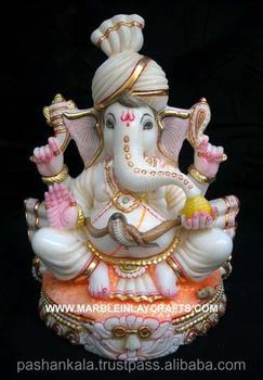 Stone White Ganesha Statue Marble Cute White Ganesha Statue Buy