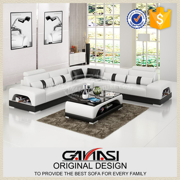 No Legs Furniture Sofa Foshan Set