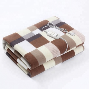 Double Size Washable Heated Under Blanket Electric Blanket