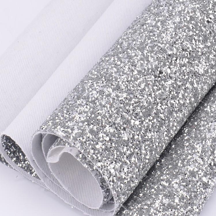 Factory Supply Luxury Silver Glitter Wallpaper Bedroom Buy
