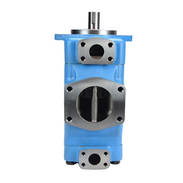4525VQ high pressure vickers vane pump double oil pump