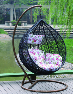 outdoor jhula patio living room indoor indian adult jhoola swing rattan wicker garden swing for the dacha